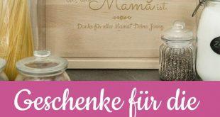 Geschenke für Mama zum Muttertag, Geburtstag oder Weihnachten: Ehre deine Super...