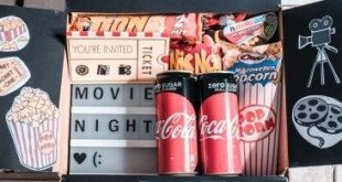 "DIY Geschenk ""Kino Box"" | Movie Night"