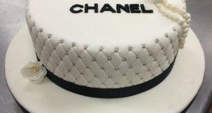 21+ Inspiration Image of Chanel Birthday Cake