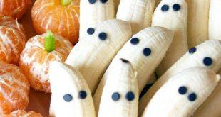 25+ Healthy Halloween Food Ideas