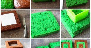 32+ Elegant Photo of Minecraft Birthday Cake