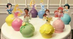 Cake Pop Ideas For Girl Birthday #party #partyideas