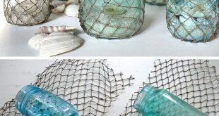 DIY : une déco 'esprit mer' grâce à la récup'