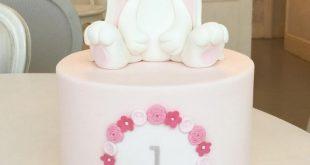 Die Konditorei ... Der Hasen-Kuchen! - #BabyKuchen