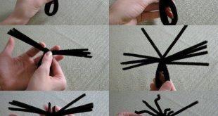 Legende 40+ DIY Spider Halloween Dekoration Ideen, die höllisch gruselig sind