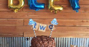 Little Blue Truck Cake topper, First birthday cake topper,Little Blue Truck Birthday, Cake Topper, Birthday Cake topper