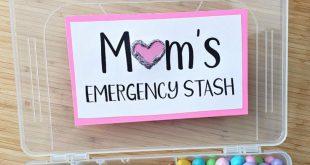 Muttertag Tackle Box Geschenkidee