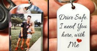 Photo Keychain - Anniversary Gift, FREE SHIPPING, anniversary gifts for boyfriend, personaliz...