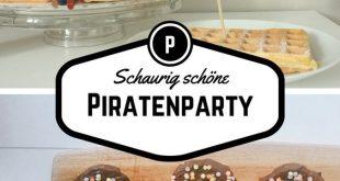 Piratenparty, Piratengeburtstag, Kindergeburtstag Pirat, Party für Jungs, Einla...